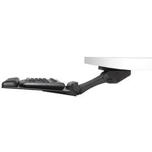 Humanscale 5G Black Mechanism 900 STD Black Keyboard 8 Swivel Right 19 Foam Palmrest W/SYN Cvr