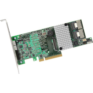 LSI Logic Controller Card L5-25413-18/04 MegaRAID SAS 9271-8i 8Port 6Gb/s PCI Express 3.0 1GB DDR3 S
