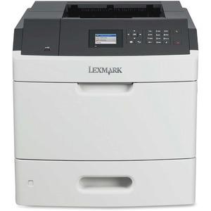 Lexmark MS810N Laser Printer - Monochrome - 1200 x 1200 dpi Print - Plain Paper Print - Desktop 40G0100