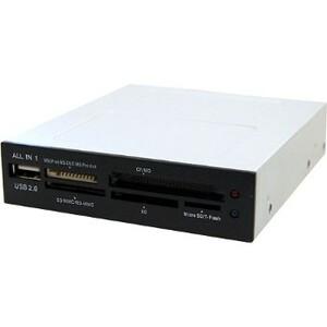 """Bytecc U2CR-318/HUB 4 Slots 52-in-1 internal 3.5"""" Card Reader, Support High Capacity"""