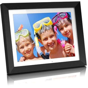 Aluratek 15 inch Hi Res Digital Photo Frame with 2GB Built-In Memory and Remote