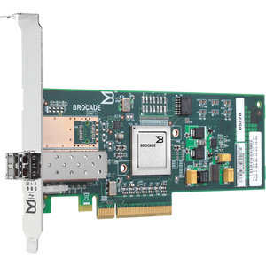 HP 81B 8Gb 1-port PCIe Fibre Channel Host Bus Adapter - host bus adapter
