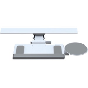 Humanscale Standard White 6GW Mechanism White 900 Platform White High Clip Mouse 8.5MOUSING Surface