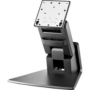 HP Height-adjustable Stand for Touch Monitors - Up to 17inScreen Support - Desktop