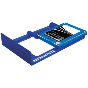 OWC Mount Pro Drive Mount Kit for Hard Disk Drive - Blue - Aluminum - Blue