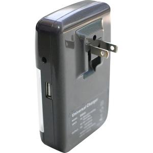 DigiPower TC-U450 DSLR, Digital Camera, Camcorder & AA/AAA Universal Battery Charger