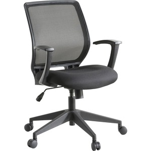 Lorell Executive Mid Back Work Chair