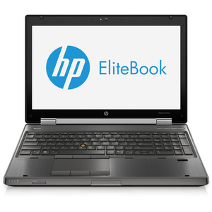 "HP EliteBook 8570w 15.6"" LED Mobile Workstation - Intel Core i7 i7-3740QM Quad-core (4 Core) 2.70 GHz - Gunmetal C6Z69UTABA"