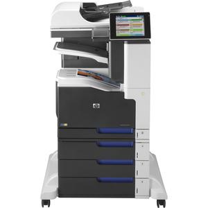 HP LaserJet 700 M775Z Laser Multifunction Printer - Color - Plain Paper Print - Floor Standing