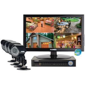 VANTAGE Complete Security Camera System LH118511C4LE19F
