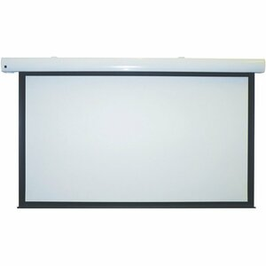 """EYELINE 244.3 cm (96.2) Electric Projection Screen - Yes - 4:3 - 188 cm (74"""") x 156 cm (61.4"""")"""""""
