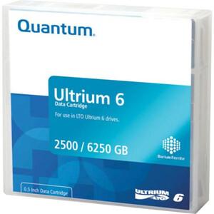 QUANTUM MR-L6MQN-01 Data Cartridge LTO-6 - 2.50 TB (Native) / 6.25 TB (Compressed)