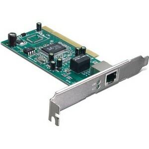 TRENDnet TEG-PCITXR Gigabit PCI Adapter