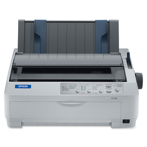 LQ-590  Workgroup Printer - Monochrome - Dot-matrix - 529 cps  - 15 cpi - Parall