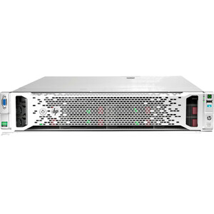 HP ProLiant DL385p G8 2U Rack Server | 2 x AMD Opteron 6344 Dodeca-core (12 Core) 2.60 GHz | 32 GB Installed DDR3 SDRAM | Serial ATA/300, 6Gb/s SAS Controller | 0, 1, 5, 10, 50 RAID Levels | 2 x 750 W