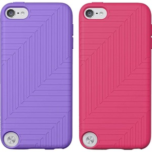 Belkin Flex Case for iPod touch 5th gen - For iPod touch 5G - Volta-Paparazzi Pink - High