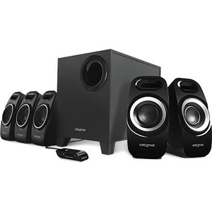 Creative Labs Multimedia 51MF4115AA002 Inspire T6300 5.1 Speaker System for Gaming Retail