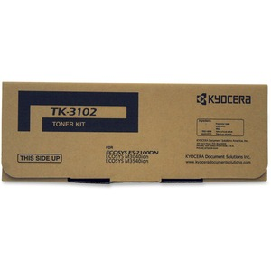 Kyocera Document Solutions Tnr for FS-2100DN and Ecosys MFP M3040/3540IDN Yield 12 500 Pages Toner