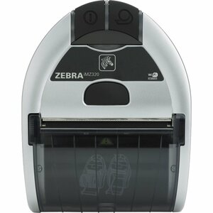 Zebra Printer Imz Series IMZ320 128MB/128MB US/CANADA English Bluetooth IOS US Power Plug