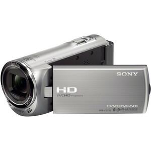 """Sony Handycam HDRCX220 Digital Camcorder - 2.7"""" LCD - Exmor R CMOS - Full HD - Silver HDRCX220"""
