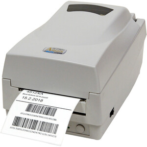 Argox by Sato OS-214PLUS Barcode Printer 4.1IN 203DPI 3IPS USB/PARALLEL/SERIAL Interface TT