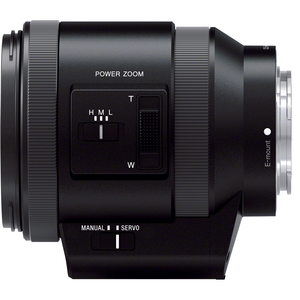Sony SELP18200 - 18 mm to 200 mm - f/6.3 - Telephoto Zoom Lens for E-mount - 67 mm Attachm