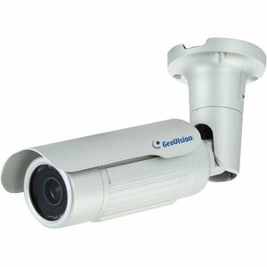 GeoVision GV-BL3410 Network Camera - Bullet - H.264-MJPEG - 2048 x 1536 - 3x Optical - CMO