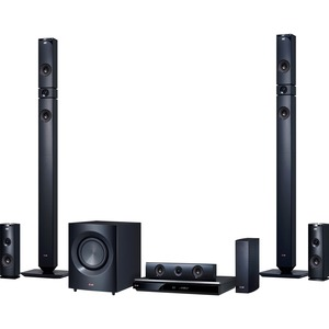 1460W 9.1Ch 3D Smart Home Theater System with Wireless Speakers BH9431PW