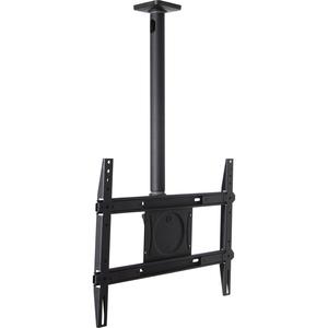 Ergotron Neo-Flex Ceiling Mount for Flat Panel Display-Digital Signage Display - Black - 3
