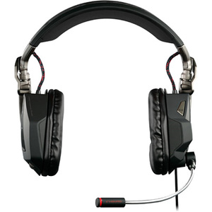 MAD CATZ F.R.E.Q.5 HEADSET FOR PC - GLOSS BLACK