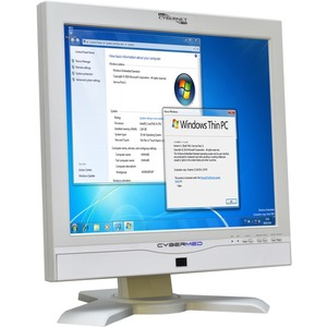 Cybernet CyberMed H19 All-in-One Computer - Intel Core i3 2nd Gen i3-2120T Dual-core (2 Co