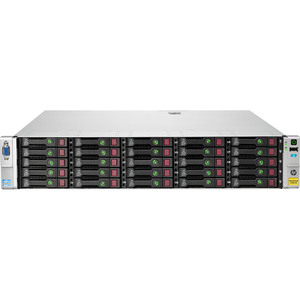 HP StoreVirtual 4730 SAN Array - 25 x HDD Supported - 25 x HDD Installed - 22.50 TB Installed HDD Capacity B7E29A