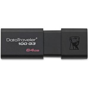KINGSTON - DIGITAL IMAGING 64GB USB 3.0 DATATRAVELER 100 G3