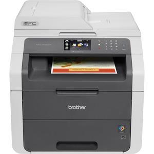 Brother MFC-9130CW LED Multifunction Printer   Color   Plain Paper Print   Desktop