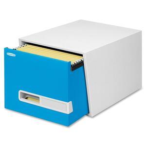 FELLOWES BANKERS BOX STOR/DRAWER PREMIER 18IN LETTER BLUE