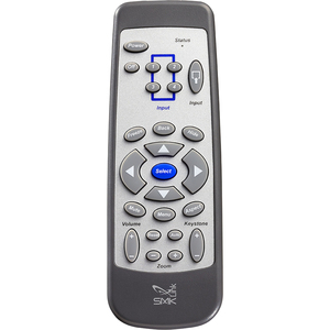 The VP3720 Universal Projector Remote Control is the worlds first universal remo