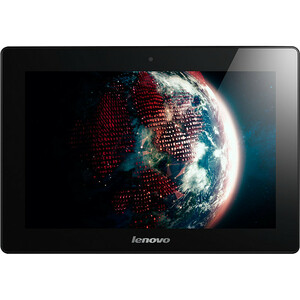 "Lenovo IdeaTab S6000 16 GB Tablet - 10.1"" - In-plane Switching (IPS) Technology, VibrantView - Wireless LAN - MediaTek Cortex A7 MTK8389 Quad-core (4 Core) 1.20 GHz - Black 59368543"