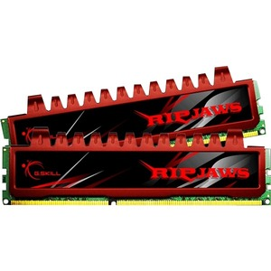G.SKILL Ripjaws Series DDR3 1600MHz (PC3-12800) 4GB (2x2GB) Dual Channel Kit (F3-12800CL9D-4GBRL)