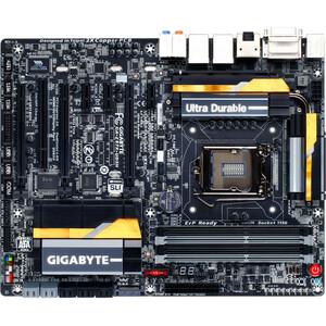 Gigabyte GA-Z87X-UD5H Desktop Motherboard - Intel Z87 Express Chipset - Socket H3 LGA-1150 GAZ87XUD5H