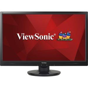 """Viewsonic VA2446m-LED 24"""" LED LCD Monitor - 16:9 - 5 ms VA2446M-LED"""
