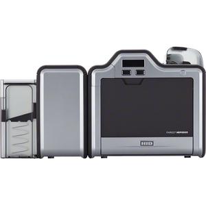 HID HDP5000 Dye Sublimation/Thermal Transfer Printer - Color - Desktop - Card Print