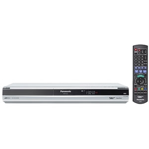 Panasonic DMR-EH545 DVD Player/Recorder   Product overview