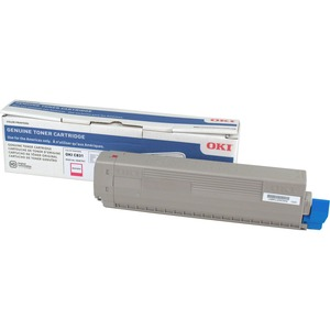 10K Toner - Magenta for C831 series