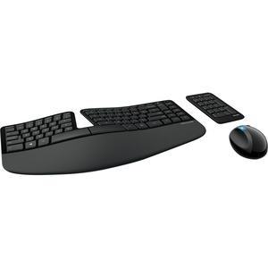 MICROSOFT Sculpt Ergonomic Dsktp USB Port CanFrench Canada Hdwr Canada Only keyboard&mouse