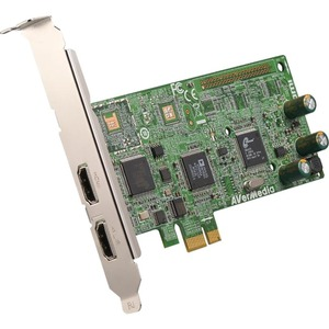 AVerMedia Video Card MTVHDDVRR-C027 AVerTV HD DVR VGA card with 128MB Memory Support Retail