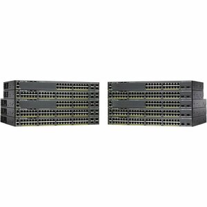 Cisco Catalyst 2960X-24PS-L Ethernet Switch