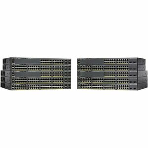Cisco Catalyst 2960-XR 48PORT Gige 2X10G SFP+ IP Lite Switch