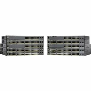 CISCO SYSTEMS - ENTERPRISE CATALYST 2960-XR 48PORT GIGE POE 740W 2X10G SFP+ IP LITE