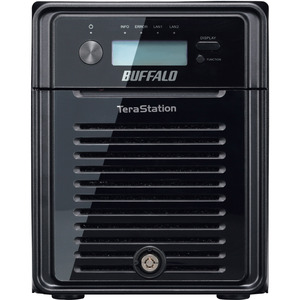 BUFFALO TeraStation 3400 4-Drive 8 TB Desktop NAS for Small Business (TS3400D0804)