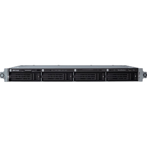 BUFFALO TeraStation 3400 4-Drive 16 TB Rackmount NAS for Small Business (TS3400R1604)